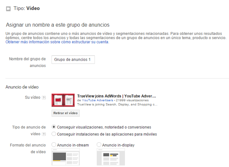 Google fusiona YouTube TrueView con AdWords2