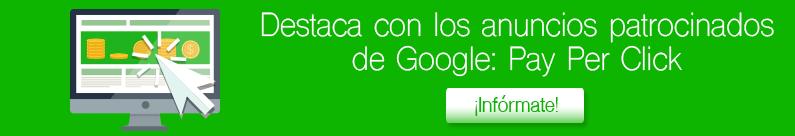 Anuncios patrocinados de Google