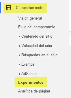 ¿Cómo hacer un test A/B con Google Analytics? Las ventajas de experimentar