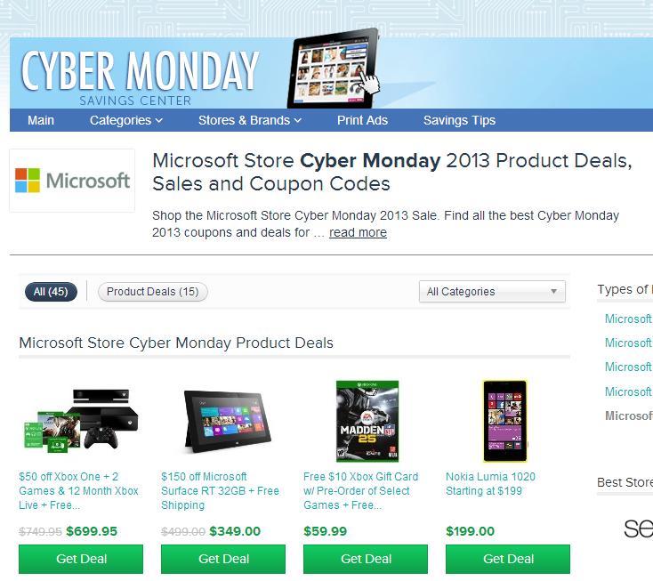 Cyber Monday, o cómo comprar online en el momento perfecto