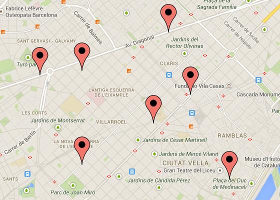 Cómo ayuda Google Maps y Google Places a las Pymes y Autónomos