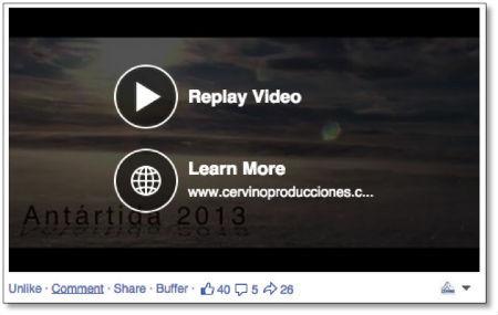 Algoritmo de vídeo de Facebook