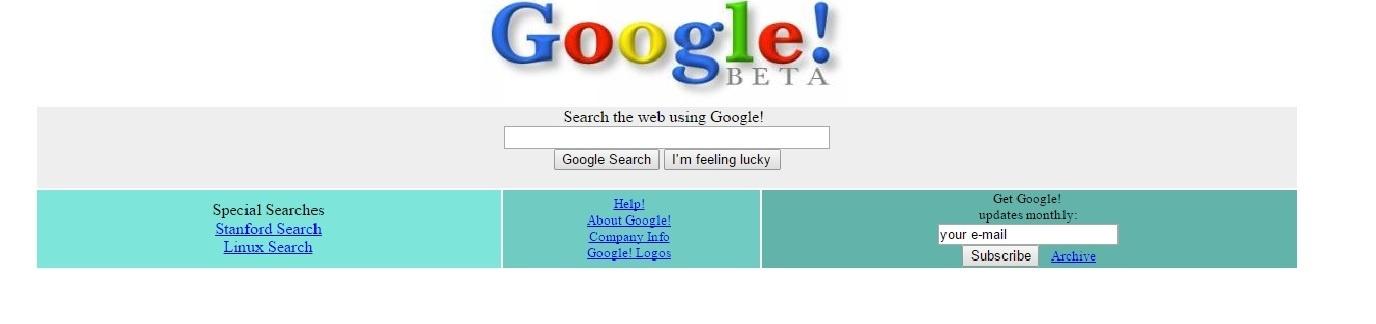Ya desde sus inicios en 1998, el buscador de Google nos ofrecía las primeras claves de la búsqueda semántica