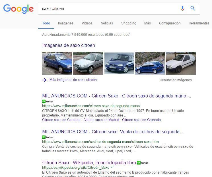Claves de la búsqueda semántica: Google será más concreto con sus resultados a medida que aumentemos el nivel de búsqueda o incluyamos más términos