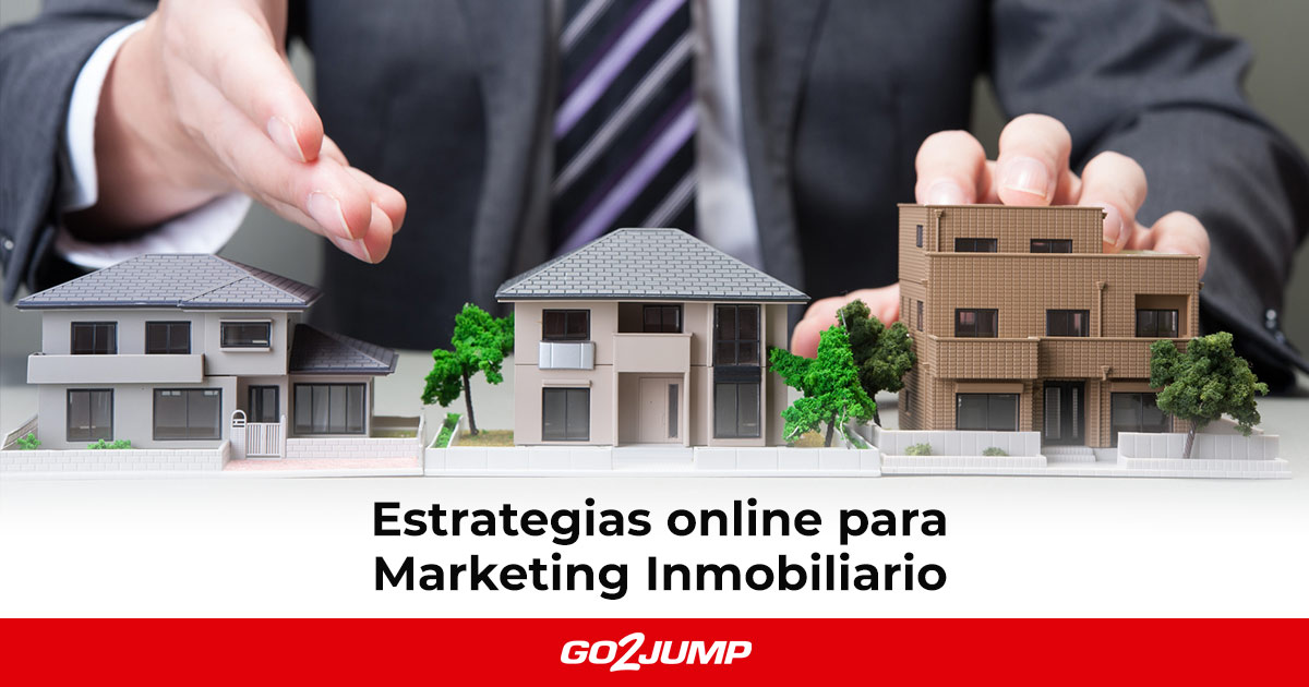 Estrategias online para marketing Inmobiliario