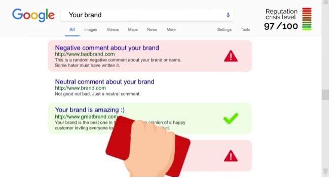 Es posible limpiar el contenido negativo de nuestra marca personal online según la estrategia que desarrollemos