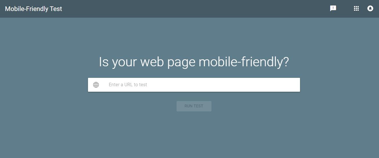Conviene que se compruebe si una web está preparada para Mobile First Index. Google ofrece herramientas para ello