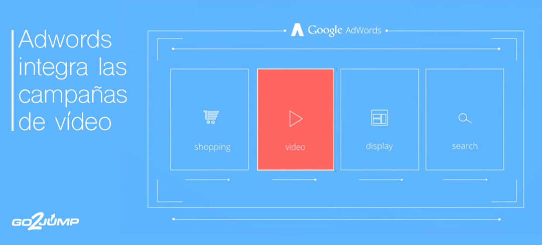 Google fusiona YouTube TrueView con AdWords