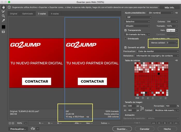 Crear un banner animado para Google Adwords mediante Photoshop requiere de pocos y sencillos (aunque certeros) pasos