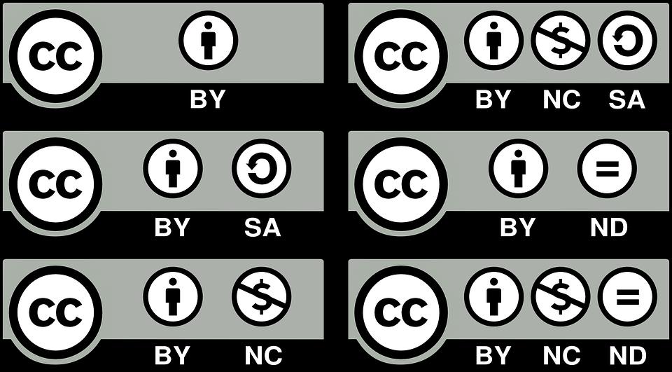 Simbología derechos de autor