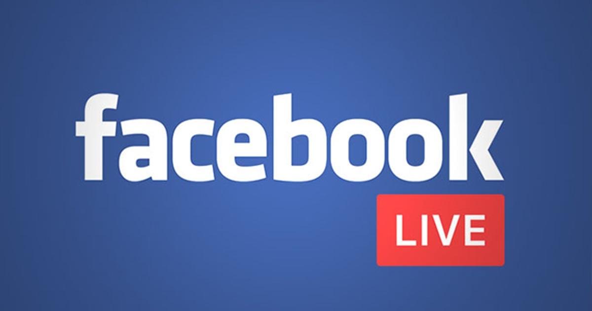 FacebookLive despega después de tres años de existencia