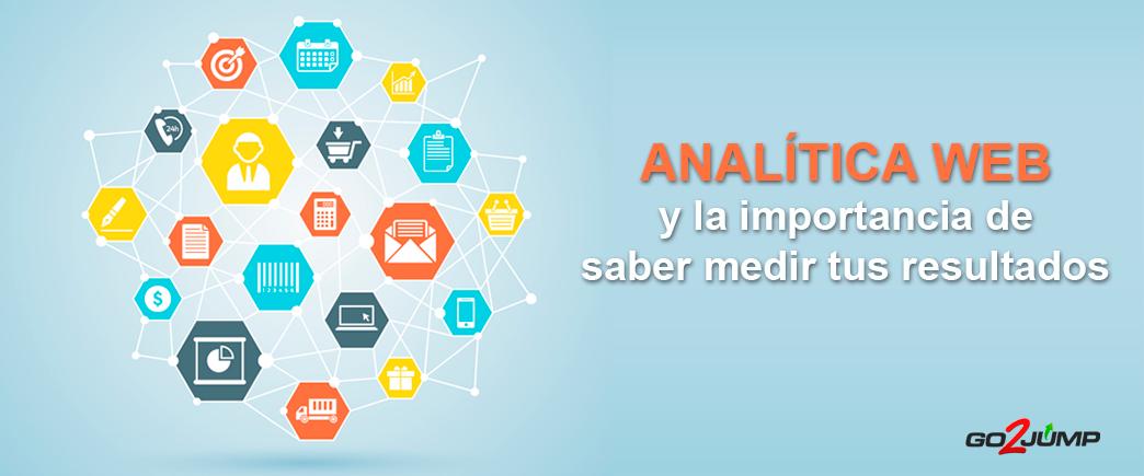 Analítica web para medir resultados