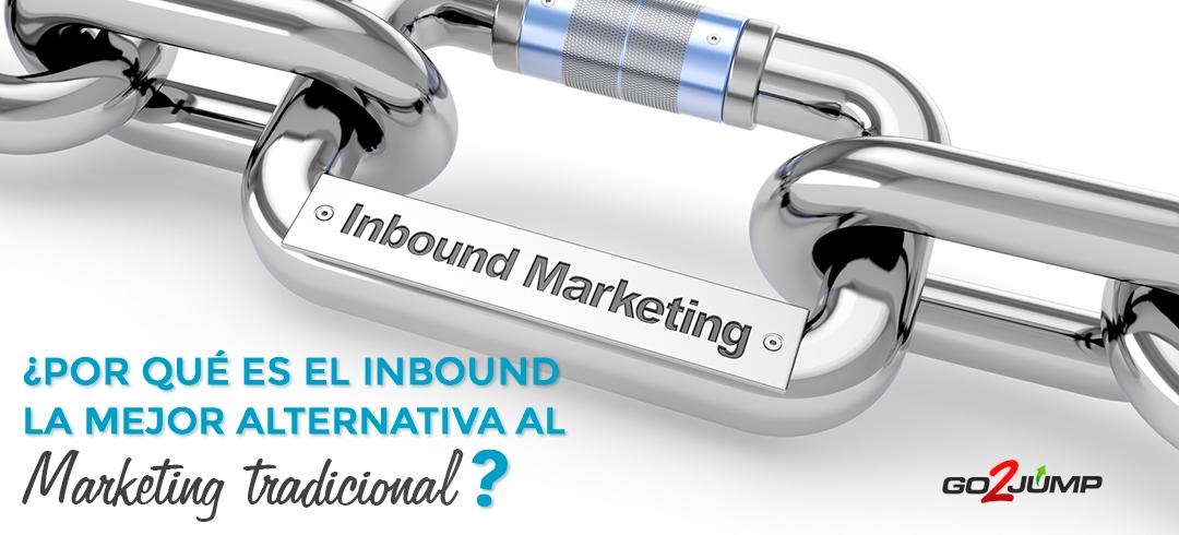 El Inbound se ha desvelado en los últimos años como la mejor alternativa al marketing tradicional por tener en cuenta las necesidades de ambas partes: la empresa como promotora y el cliente como usuario