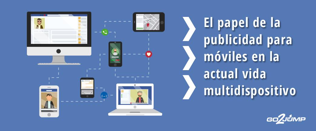 Publicidad para móviles en la vida multidispositivo
