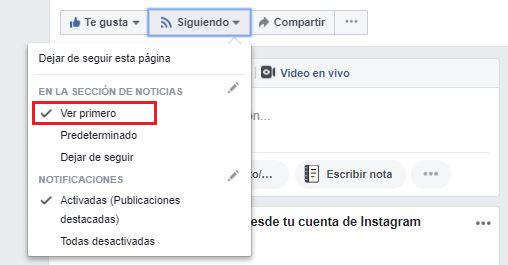 Algoritmo de las redes sociales: cómo aparecer primero en Facebook