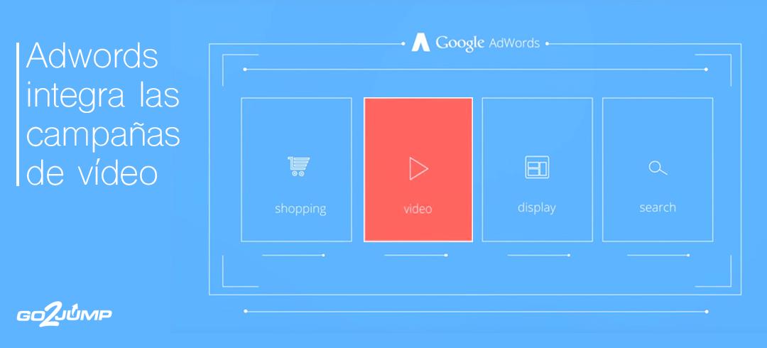 Google fusiona YouTube TrueView con AdWords: Publicidad en vídeo más fácil que nunca