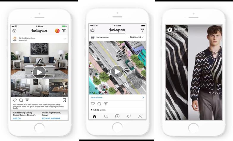 hacer publicidad de pago en Instagram