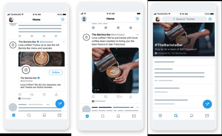 hacer publicidad de pago en Twitter