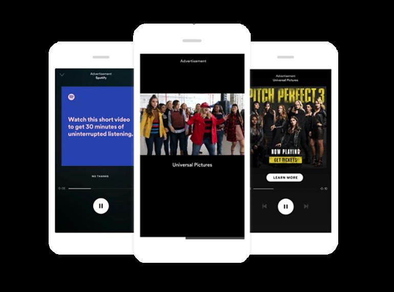 hacer publicidad de pago en Spotify